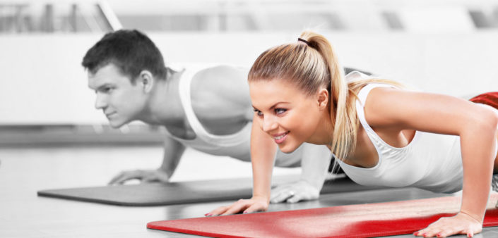 Entrenament personal estar en forma