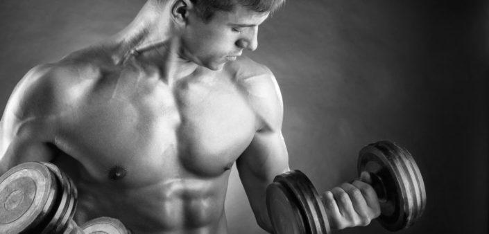 entrenador personla muscular y tonificar, definir